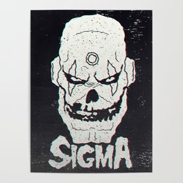 SIGMA, MAVERICKS FIEND CLUB Poster