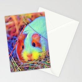 SmartMix Animal - Guinea Pig 3 Stationery Cards