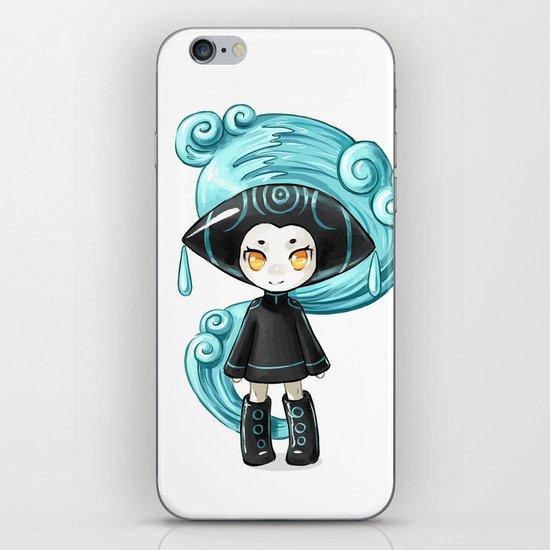 Water Sprite iPhone & iPod Skin