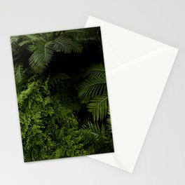 Tropical jungle. Stationery Cards