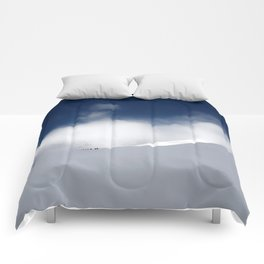 White Mountain Winter Comforters