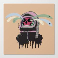 Dead Space: The Spirits Escape Canvas Print
