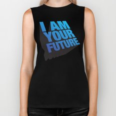 I am Your Future! Biker Tank