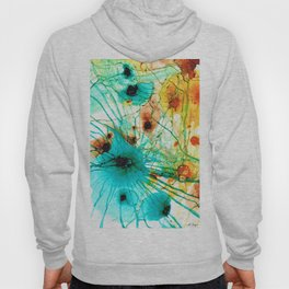 Abstract Art - Possibilities - Sharon Cummings Hoody