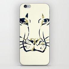 King of Beasts iPhone & iPod Skin