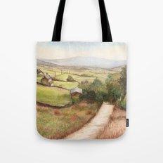 Yorkshire Farmland Tote Bag