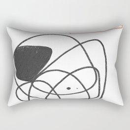 Knot - part 2 Rectangular Pillow