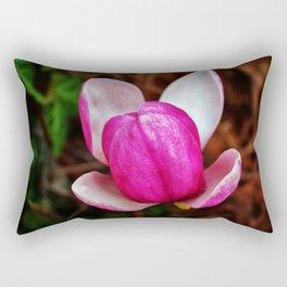 Ready To Pop Into Spring Rectangular Pillow