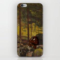 Shitmba iPhone & iPod Skin