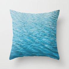 Echo Park Lake Throw Pillow