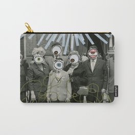 The Eyes Family Carry-All Pouch