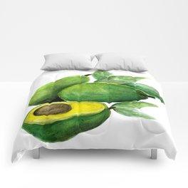 Avocado Green Comforters