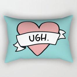 ugh Rectangular Pillow