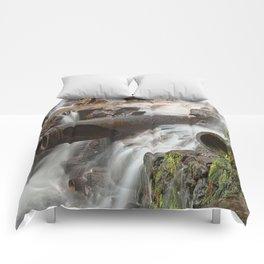 Dam Cannon Falls Comforters