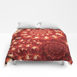 Feathered Mess Comforters