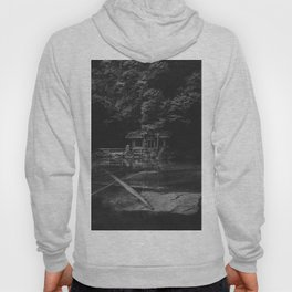 Cottage (Black and White) Hoody