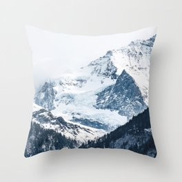 Mountains 2 Throw Pillow