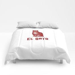 EL GATO Comforters