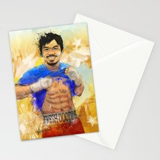 Manny Pacquiao - Pound 4 Pound Stationery Cards