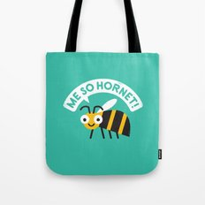 Full Metal Yellow Jacket Tote Bag