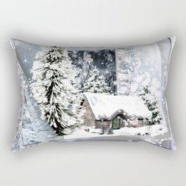 Winterwunderland Rectangular Pillow