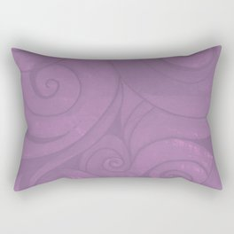 lavender Rectangular Pillow