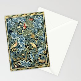 "William Morris ""Birds and Acanthus"" Stationery Cards"