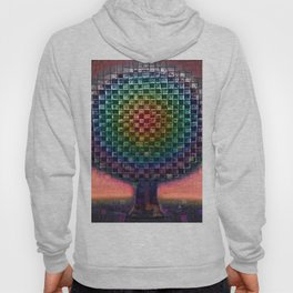 Tree Town Rainbow Etude Hoody