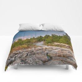 Spruce Knob Twilight Trail Comforters