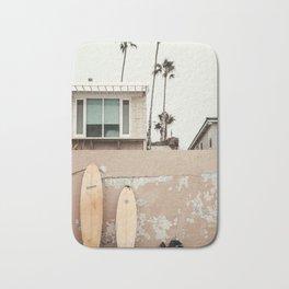 San Diego Surfing Bath Mat
