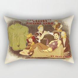 The Avenger Horror Picture Show Rectangular Pillow