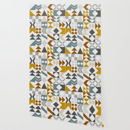Mid West Geometric 05 Wallpaper
