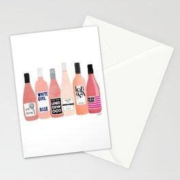 Rose Bottles Stationery Cards