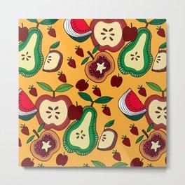 fruit salad Metal Print