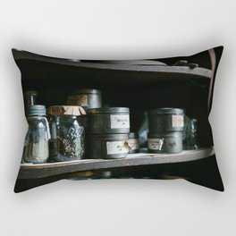 Vintage Pantry & Spices II Rectangular Pillow