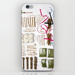 Packed Christmas iPhone Skin