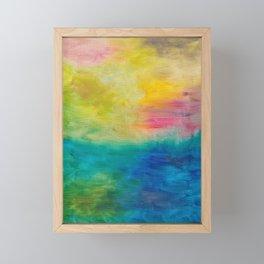 Dimensions Framed Mini Art Print