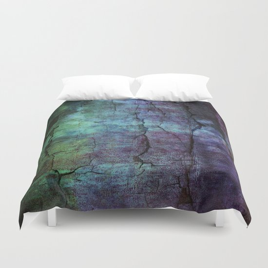 cracked Earth Duvet Cover