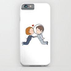 Space Nerds in Love iPhone 6s Slim Case