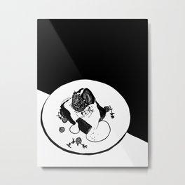 StrawberryShortcake Metal Print