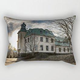 The Mental Hospital Rectangular Pillow