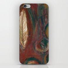 Zen Feather iPhone & iPod Skin