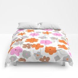 Big Flowers Comforters