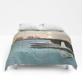 The Islands Of The Bahamas - Nassau Paradise Island Comforters