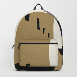 street-Abstract Backpack