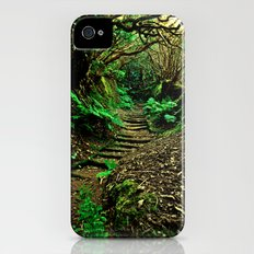 Forest Secrets Slim Case iPhone (4, 4s)