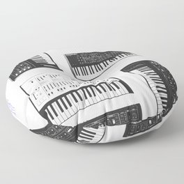 Collection : Synthetizers Floor Pillow