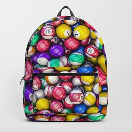 Poolhall Junkies Backpack