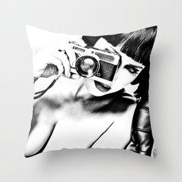 Korolkovas' Valentina Throw Pillow