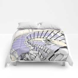 asc 692 - Book cover La Musardine Comforters